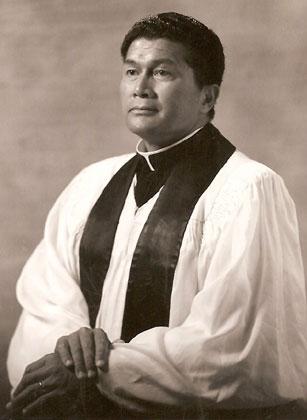 Reverend Akaka